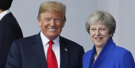 Trump#039;tan May#039;e Brexit Eleştirisi
