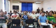 Triatlonculara Doping Semineri Verildi